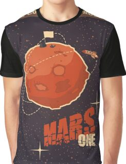 Mars colonization project Graphic T-Shirt