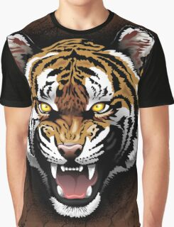 The Tiger Roar Graphic T-Shirt