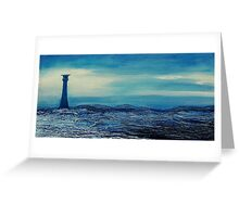 The Smalls Lighthouse Greeting Card