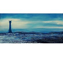 The Smalls Lighthouse Photographic Print