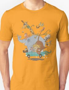 All Aboard!  T-Shirt