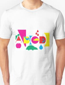 Graphic ABC T-Shirt