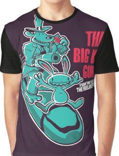 The Big Kill Gun Graphic T-Shirt