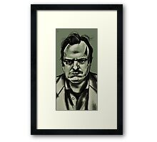 hitch Framed Print