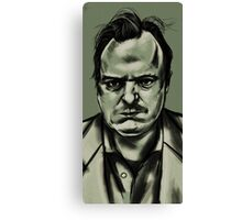 hitch Canvas Print