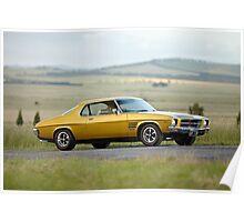 Holden HQ GTS Monaro Poster