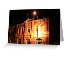 Chamber of Commerce Building, Fremantle Greeting Card