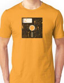 Retro Floppy Unisex T-Shirt