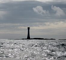 The Smalls Lighthouse by greatoutdoors