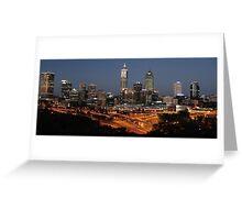Perth  Greeting Card