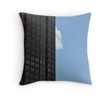 Splitting the Difference 53 Throw Pillow