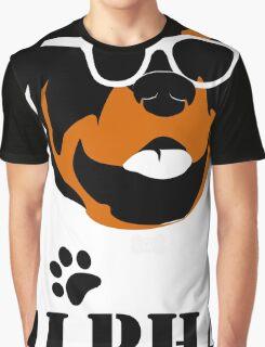 Geeky Alpha Graphic T-Shirt