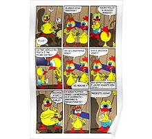 """Rick the chick """"THE MAGIC SHELL (Il predestinato) parte 2"""" Poster"""