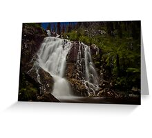 Steavenson Falls I Greeting Card