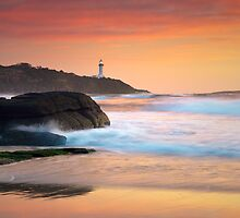 Boxing Day Sunrise #2 by Mathew Courtney