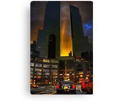 NYC019 Canvas Print