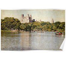 Central Park NY 2001 © Poster