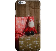 Furry Little Christmas iPhone Case/Skin