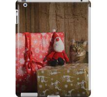 Furry Little Christmas iPad Case/Skin
