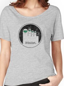 Minimalist Nihilist Women's Relaxed Fit T-Shirt