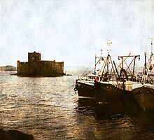 Kisimul Castle, Scotland by Jasna
