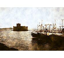 Kisimul Castle, Scotland Photographic Print