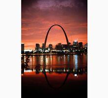 The St. Louis Arch at Dusk Photograph Unisex T-Shirt