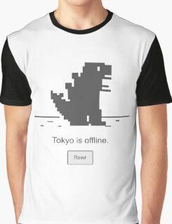 Tokyo Offline Graphic T-Shirt