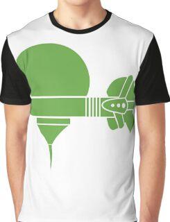 Heisenberg's Uncertainty Cancellator Graphic T-Shirt
