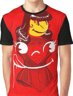 Ms. Corset Graphic T-Shirt