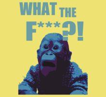 What The F***?! HILARIOUS MONKEY MEME by xApocalypsia