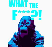 What The F***?! HILARIOUS MONKEY MEME Unisex T-Shirt
