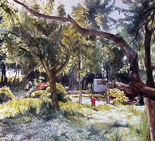 The Secret Garden by Joyce Grubb