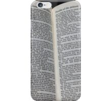 Matthew 18 iPhone Case/Skin