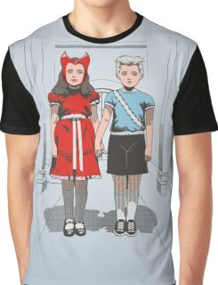 MAXIMOFF TWINS Graphic T-Shirt