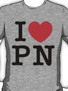I Love Panem (for light tee's) T-Shirt