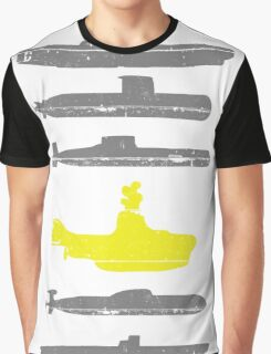 Know Your Submarines Graphic T-Shirt