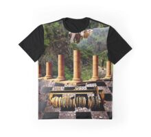 The Elemental Tourist - Earth Graphic T-Shirt