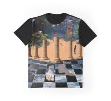 The Elemental Tourist - Water Graphic T-Shirt