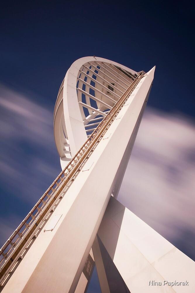 Spinnaker Tower by Nina Papiorek