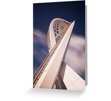 Spinnaker Tower Greeting Card
