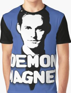 XANDER HARRIS: Demon Magnet Graphic T-Shirt