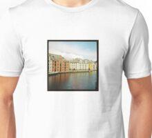Ålesund Harbor - Diana 120mm Photograph Unisex T-Shirt