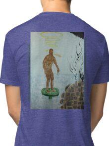 Pollution Avenger Tri-blend T-Shirt