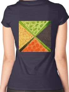 Hectar Women's Fitted Scoop T-Shirt