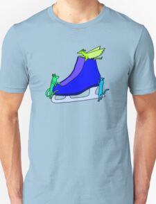 Ice Skating Unisex T-Shirt