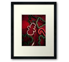 Holly Jolly Christmas Framed Print