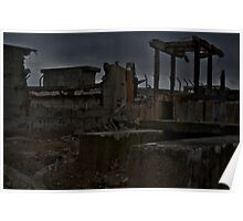 Steetley Chemical Plant Poster