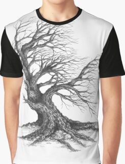 Wind Swept Graphic T-Shirt