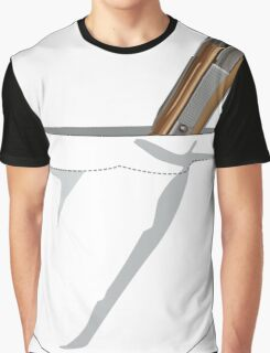 Doctor Who- Pocket Sonic Screwdriver (11th) Graphic T-Shirt